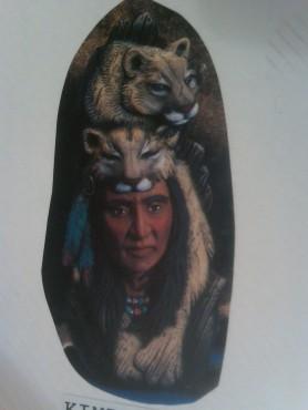 Kimple 2205 Cougar Spirit