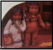 Kimple 2713 Little Indian #9 September