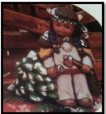 Kimple 2714 Little Indian #12 December