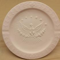 Presidential Seal ashtray