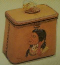 Provincial 0398 Indain box