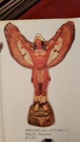 Provincial 0473 Eagle dancer