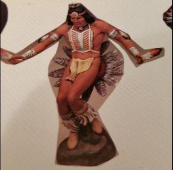 Provincial 0499 Iindian sun dancer