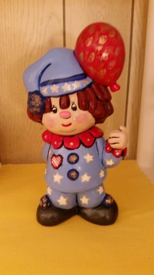 Rag Doll Clown CC