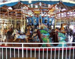 Richland Carrousel Park Mansfield