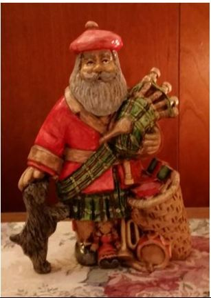 Gare 2137 Old World Scottish Santa (Deana)