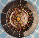 Marbelized Bowl CC from Dayton Workshop