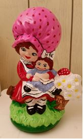 Strawberry Shortcake Doll (CC)