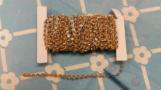 bling on a string
