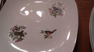 Lauras bird plate 2 decals