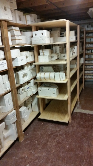 new shelf for animals & planters