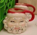 Santa Mug (curly) CC