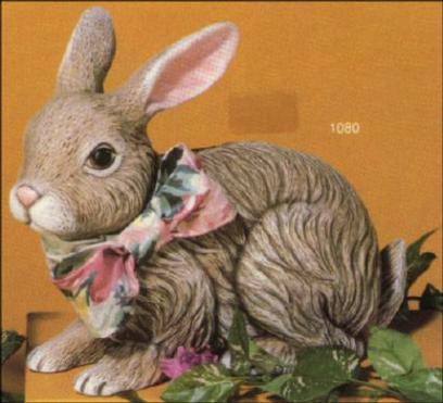 Scioto 1080 realistic rabbit looking left