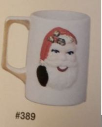 Weaver 0389 Christmas Mug