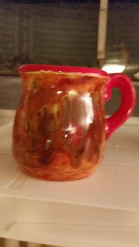 mug crystal glaze