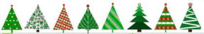 clipart-christmas-tree-border