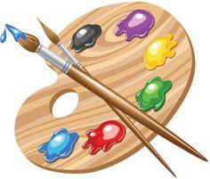 clipart-paint-pallet