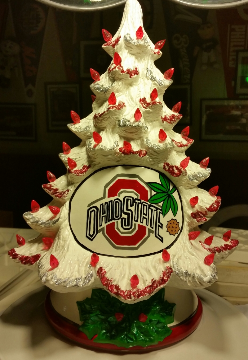 Ohio State Christmas Ornaments | Newchristmas.co