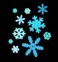 clipart-snowflakes