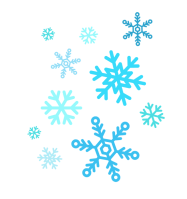 clipart-snowflakes