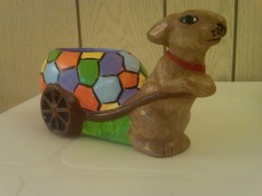 0308 Bunny with egg cart CC (2)