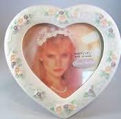 Alberta Ornaments 0434 heart frame