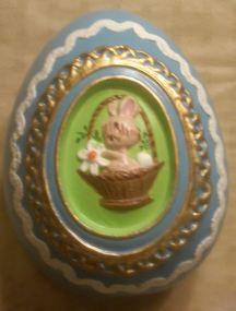 Byron 0115 large decorator egg lace side