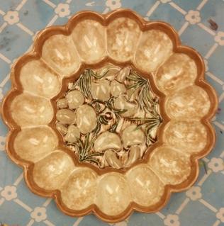 deviled egg plateTona