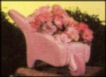 Dona 0497music box wheelbarrow