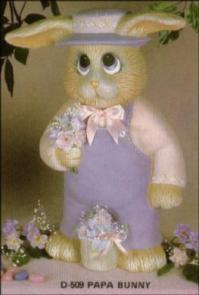 Dona 0509 Papa Bunny