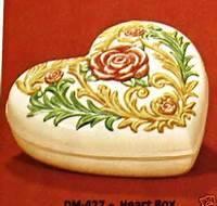 Duncan 0427 heart box
