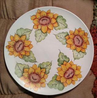 Duncan class -- autumn beauty sunflower