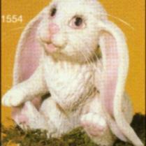floppy bunny sitting