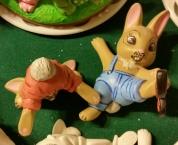 frolikcking bunnies