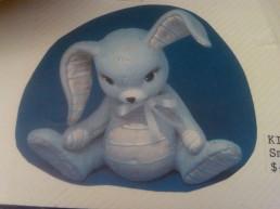 Kimple 0973 stuffed (soft) bunny