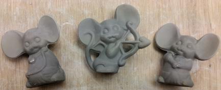 Macky 563 Cupid Mice