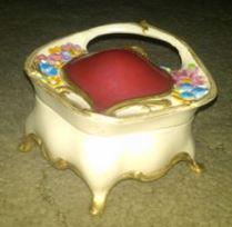 ornate heart box
