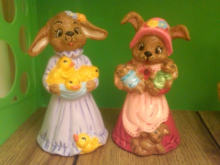 Teddy Bear Molds 0248 bunny mommies CC