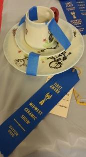 Child dinnerware set Carol MCS17