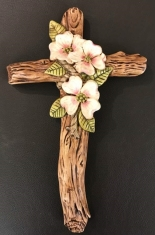 Lauras dogwood cross