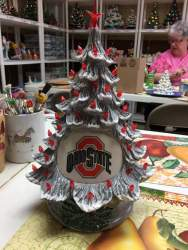 FB TREE OHIO STATE GREY