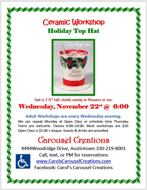WS 11-22-2017 HOLIDAY TOP HAT