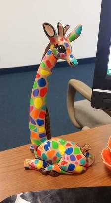 0632 giraffe colored