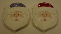 Ann Original 0867 Santa Teabag holder