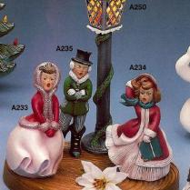 Atlantic Caroler Set 233 234 235 250 316