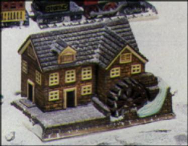 Byron 0328 village grist mill