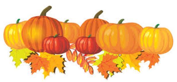 clipart pumpkins