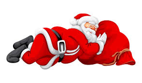 clipart santa stuff