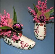 Duncan 0026 Dutch shoe planter