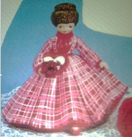 Duncan 0397a Valentine Doll